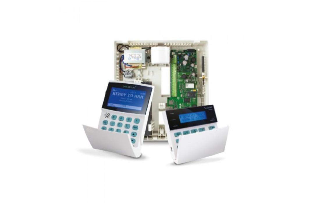 PAS808+KM20B LT, Apsaugos sistema (SECOLINK)