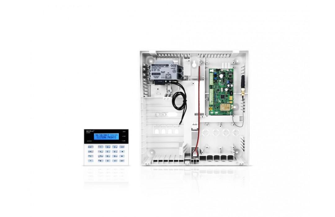 GSV4B KIT, GSM apsaugos sistemos komplektas su klaviatūra KM20B