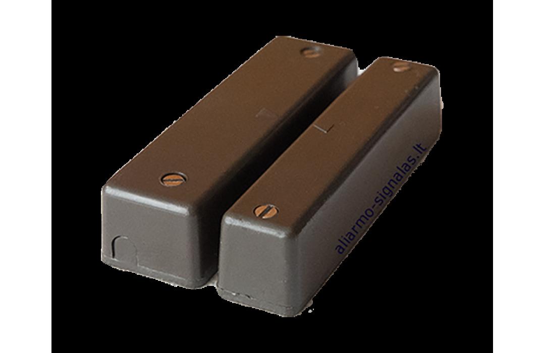 D70 išorinis magnetinis kontaktas, rudas