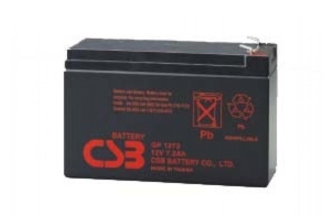 Akumuliatorius CSB 7.2Ah 12V