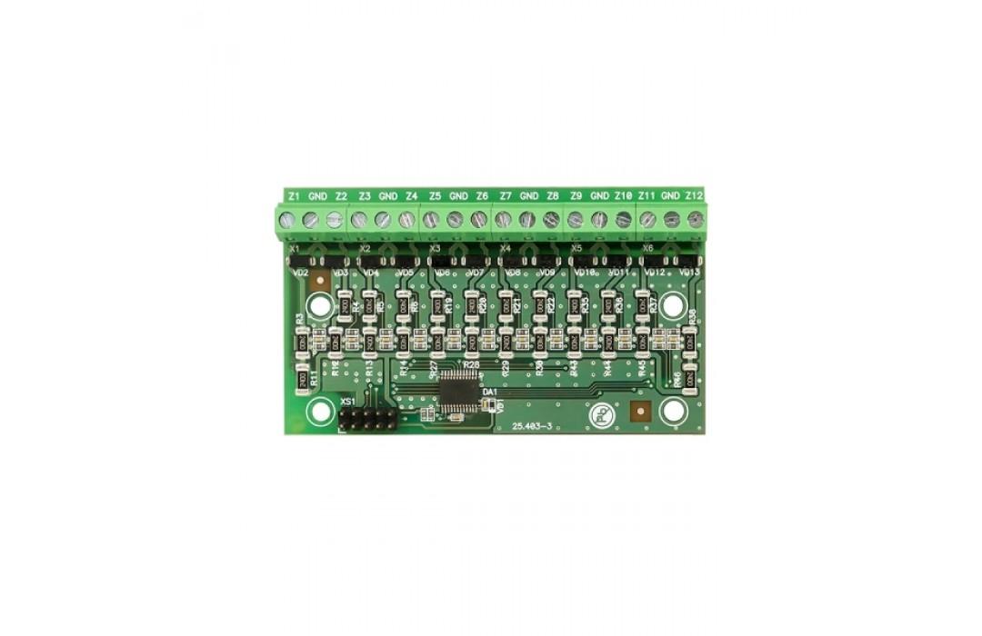 Išplėtimo modulis Tiras M-Z(F)