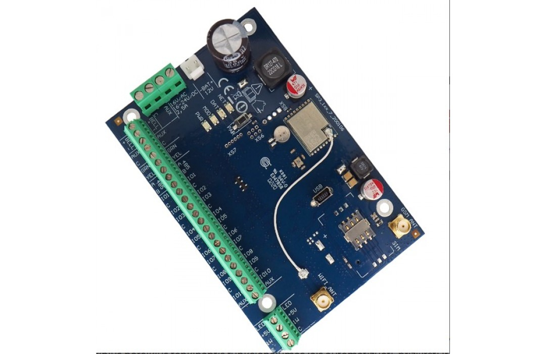 Trikdis FLEXi SP3 GSM apsaugos centralė