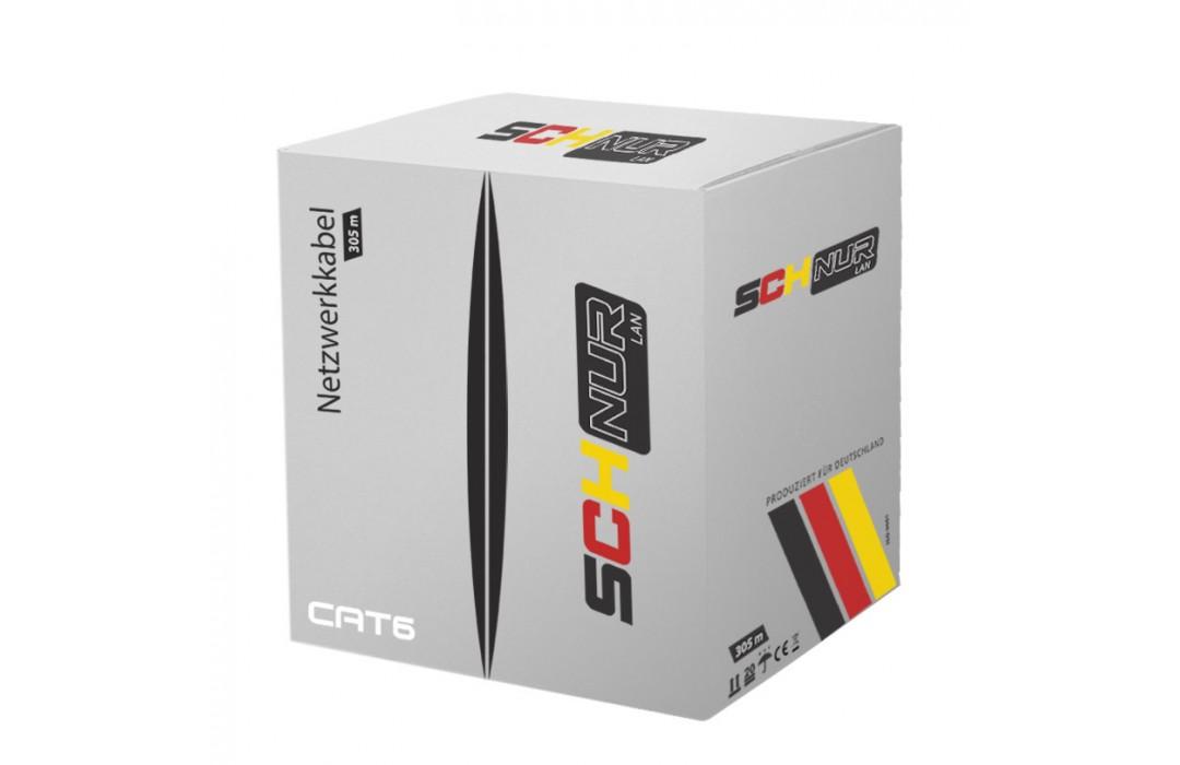FTP kabelis SCHNUR CAT5 (305m) (vidaus)