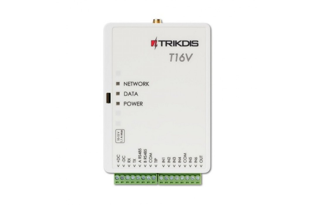 Trikdis radio siųstuvas T16