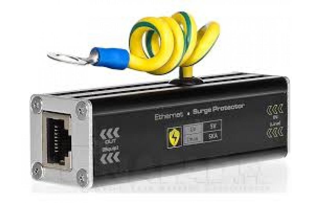 Viršsrovio apsauga LAN linijai, UTEPO USP201GE