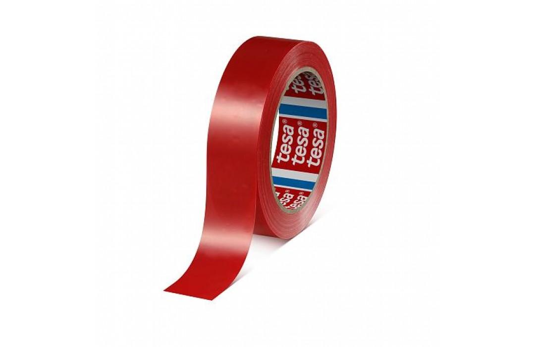 Tesa PVC izoliuojanti juosta (raudona)