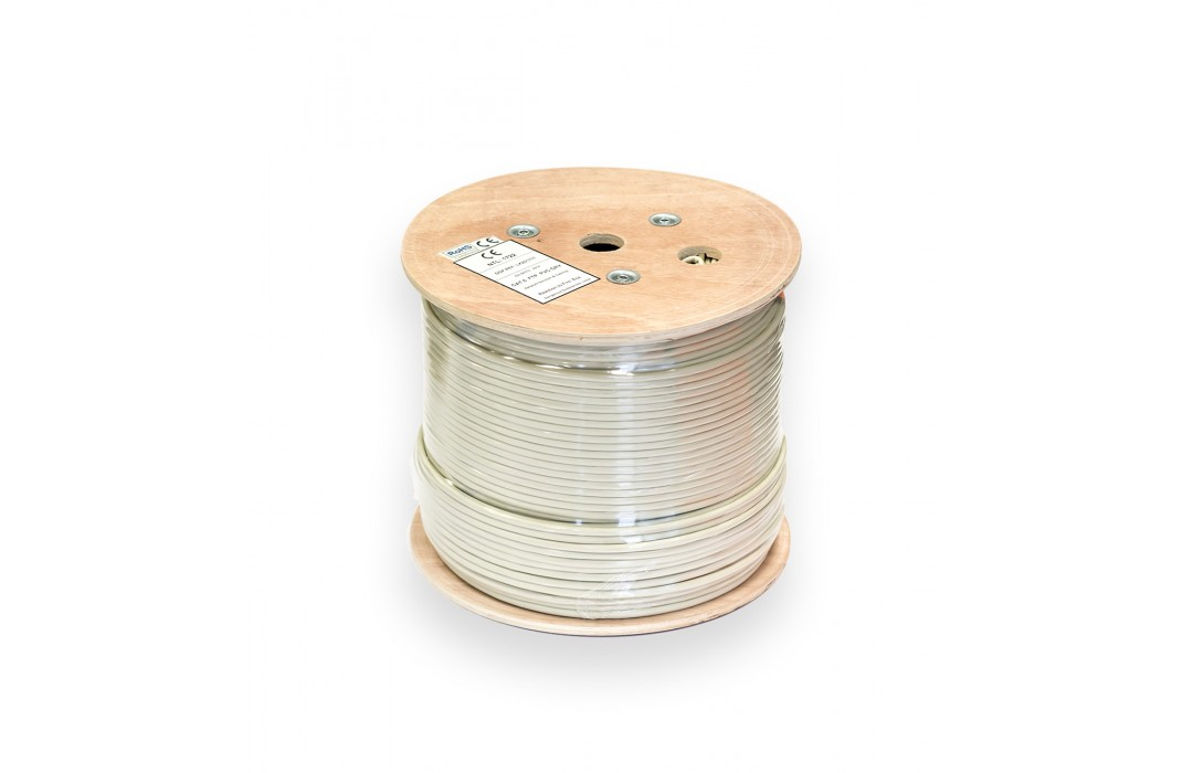 FTP kabelis LTECH CAT6e (305m) (vidaus)