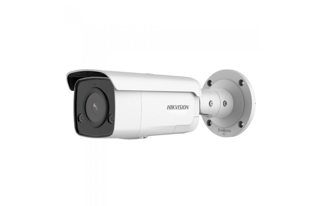 Hikvision bullet DS-2CD2T86G2-ISU/SL F2.8 (be bazės)
