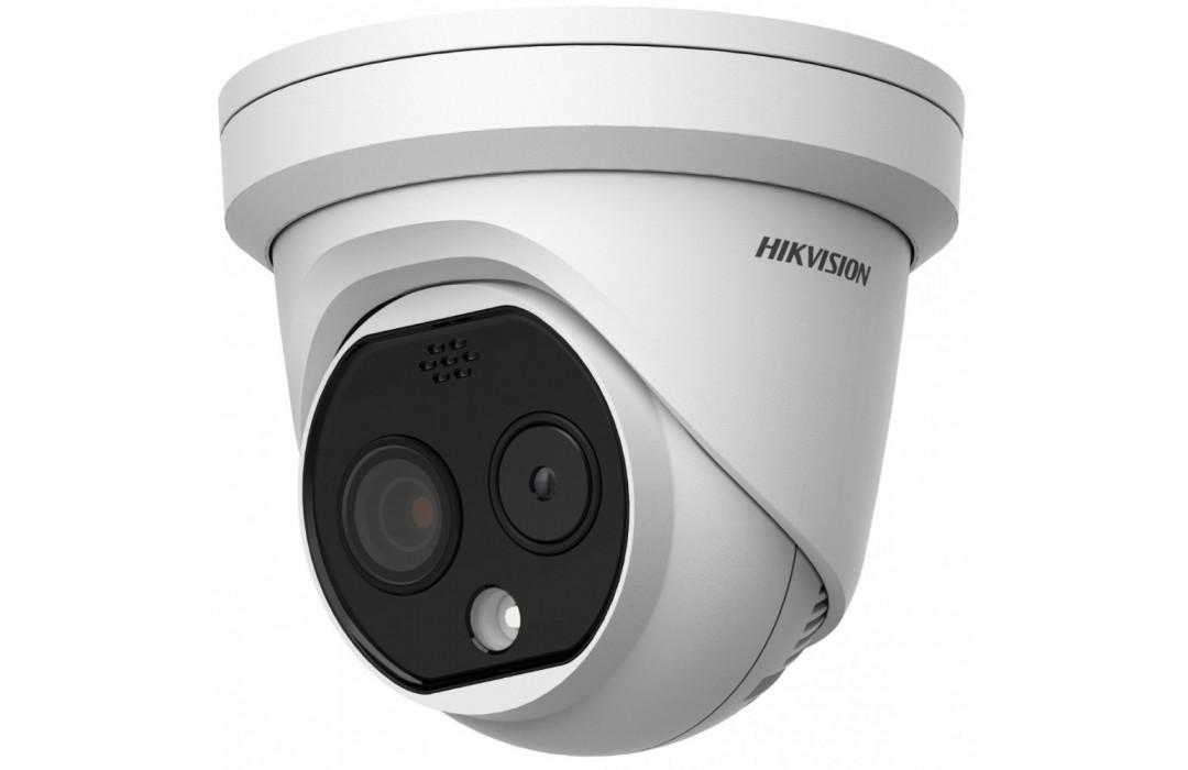 Hikvision termovizorinis dome DS-2TD1217-6/PA