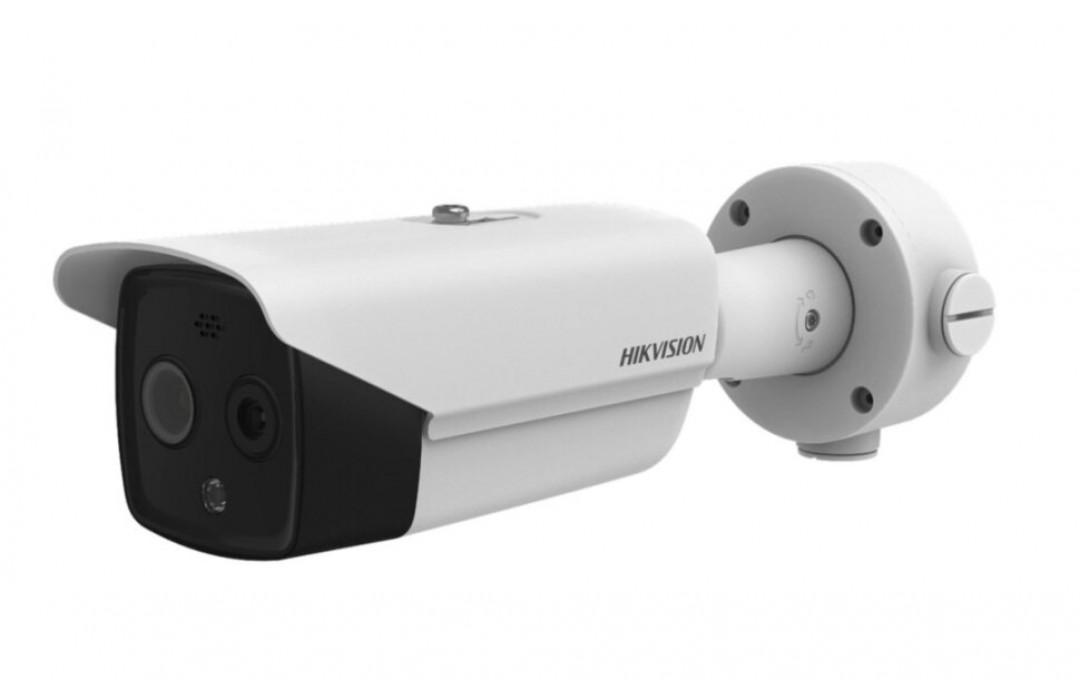 Hikvision termovizorinis bullet DS-2TD2617-6/PA