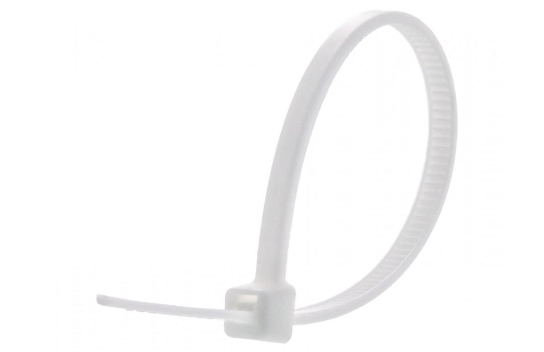 Dirželis kabeliui LEGRAND 180x4.6mm (baltas)